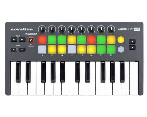 Изображение MIDI-клавиатура NOVATION LAUNCHKEY MINI 25