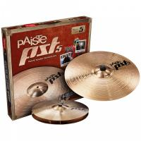 Изображение PAISTE PST5 Essential Set Комплект тарелок