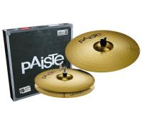 Изображение PAISTE 101 BRASS Essential Set Комплект тарелок
