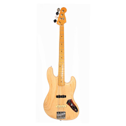 Изображение FENDER JAZZBASS Geniune Replacement Бас-Гитара Б\У, Гриф-Мексика, Natural, Корпус Custom (не родной)