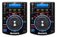 Изображение NUMARK NDX500 CD/MP3-плеер, USB-Flash, встроенная аудио карта, USB-midi, Anti-Shock, seamless loopin