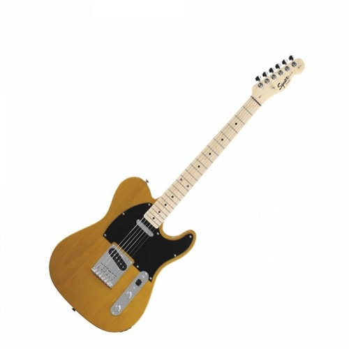 Изображение FENDER SQUIER AFFINITY TELECASTER MN BUTTERSCOTCH BLONDE Электрогитара