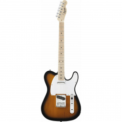 Изображение FENDER SQUIER AFFINITY TELECASTER MN 2-COLOR SUNBURST Электрогитара