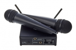 Изображение AKG WMS40 Mini2 Vocal Set BD US25A/C (537.500&539.300) Вокальная радиосистема с 2-мя