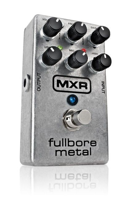Изображение DUNLOP M116 Педаль гитарная MXR Fulbore Distortion