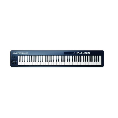 Изображение MIDI-клавиатура M-AUDIO KEYSTATION 88 II
