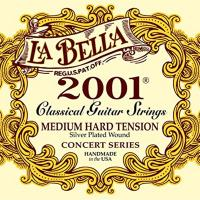 Изображение LA BELLA 2001MH Medium Hard Tension Нейлоновые струн