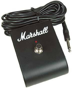 Изображение MARSHALL PEDL10001 Single Footswitch With Status L