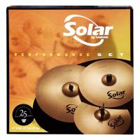 Изображение SABIAN SOLAR Performance Set Комплект тарелок