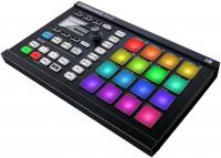 Изображение NATIVE INSTRUMENTS Maschine Mikro Mk2 Blk Грув-контроллер