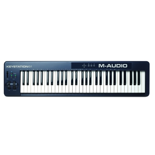 Изображение MIDI-клавиатура M-AUDIO KEYSTATION 61 II